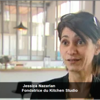 Jessica Nazarian - Directrice du KITCHEN STUDIO