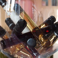 Une sélection de vins en WIT (Wine In Tube)