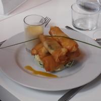 La recette de Thierry Verola, papa chef du restaurant L'Affriolé
