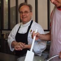 Le chef Alain Fournet aux fourneaux !
