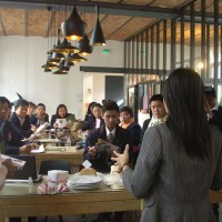 Visite de la TV Thaï : au programme dégustation des fromages Philippe Olivier