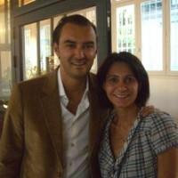 Visite de Cyril Lignac au KITCHEN STUDIO pour Cuisine by...