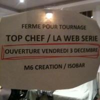 Top Chef La web serie au KITCHEN STUDIO